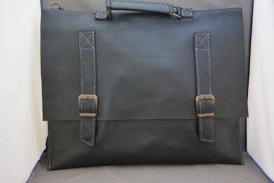 Moderne tas zwart