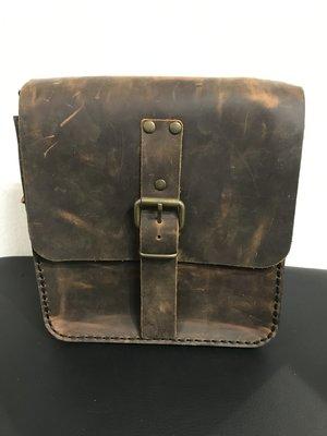Vintage schoudertas L