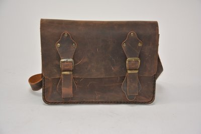 Vintage Landes schoudertas XL